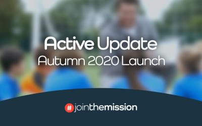 Get ready. Get set. Get Active! – Active Launch