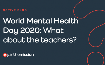 World Mental Health Day 2020: What about the teachers?