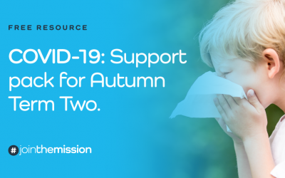 Free Resource: COVID-19 Support Pack For Autumn Term Two