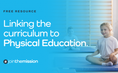 Free Resource: Linking The Curriculum To PE Resource