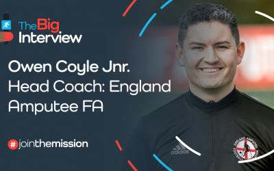 The BIG Interview: Owen Coyle Jnr.