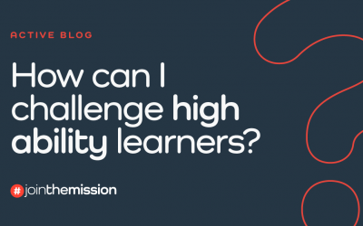 How Can I Challenge High Ability Learners?