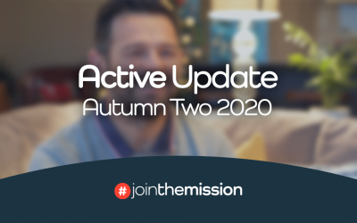Autumn Two 2020 – Active Update
