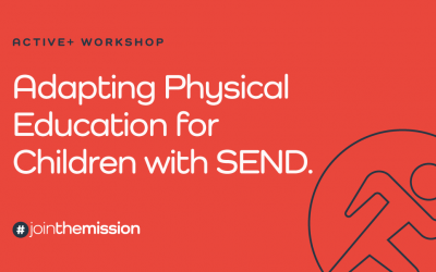 Adapting Physical Education for Children SEND with Adam Price