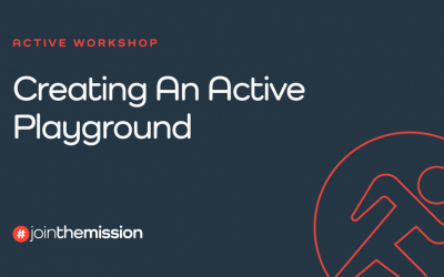 Creating an Active Playground with Dillan O'Connor