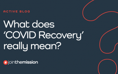 What does 'COVID Recovery' really mean?