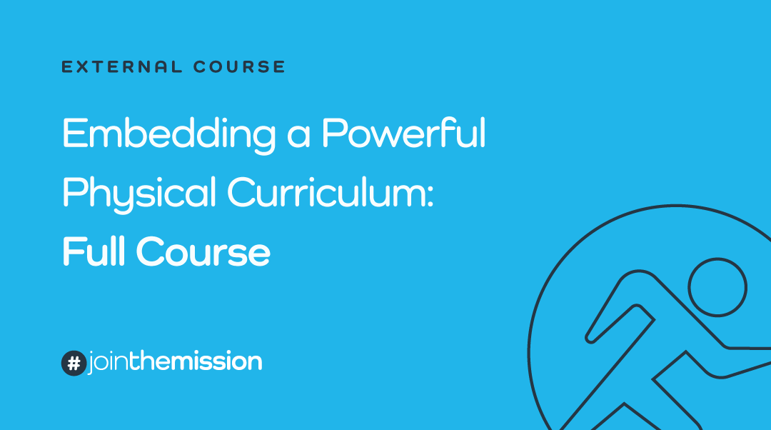 Embedding a Powerful Physical Curriculum: Full Course