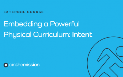 Embedding a Powerful Physical Curriculum: Intent