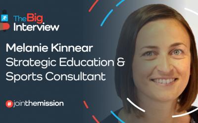 The BIG Interview: Melanie Kinnear