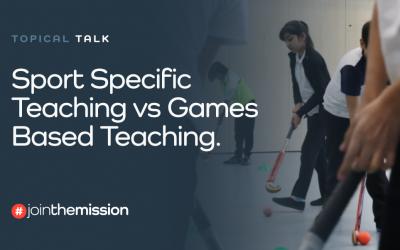Sport Specific Teaching vs Games Based Teaching
