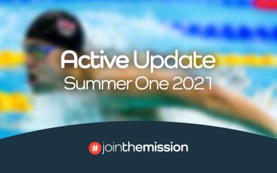 Summer One 2021 – Active Update
