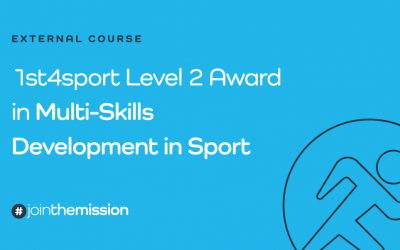 1st4sport Level 2 Award in Multi-Skills Development in Sport