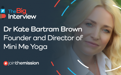 The BIG Interview: Dr Kate Bartram Brown