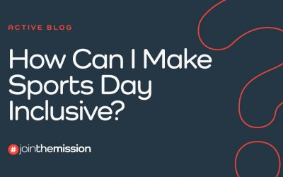 How Can I Make Sports Day Inclusive?