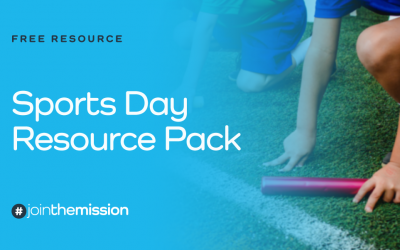 FREE Resource: Sports Day Resource Pack