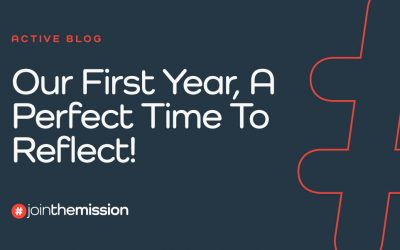Our First Year, A Perfect Time To Reflect!