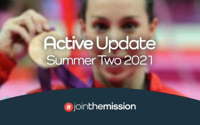 Summer Two 2021 – Active Update