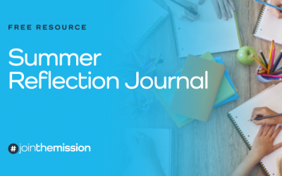 Free Resource: Summer Reflection Journal